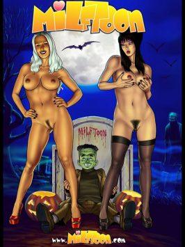 Milftoon Fright Night – Español