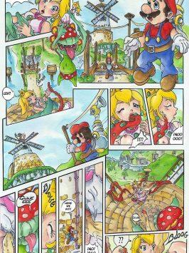 Super Mario Sunshine – Español