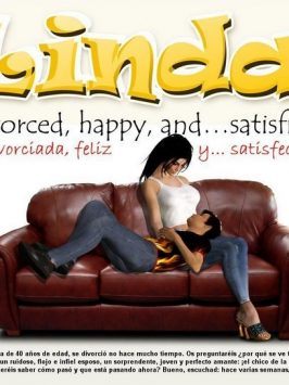 3D World – Linda 1 divorciada feliz y satisfecha