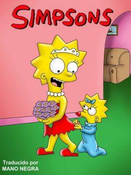 Boda Simpsons