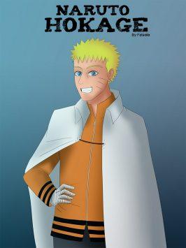 Naruto Hokage