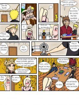 Naruto y el desodorante 2