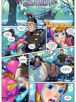 Frozen Parody 01