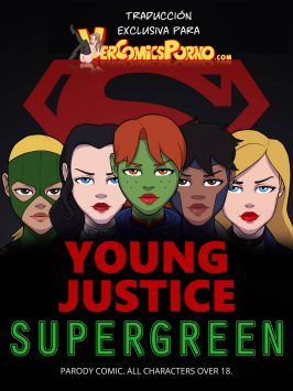 Young Justice – Supergreen