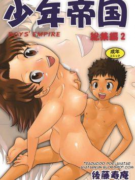 Boys' Empire Capitulos 4-5-6