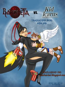 Bayonetta vs Kid Icarus