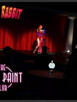 Jessica Rabbit INK & PAINT