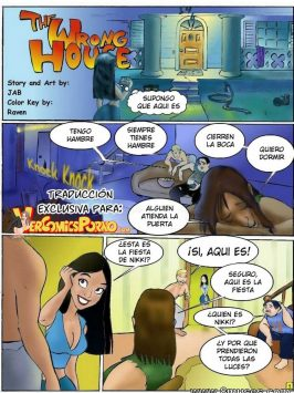 Wrong House 01