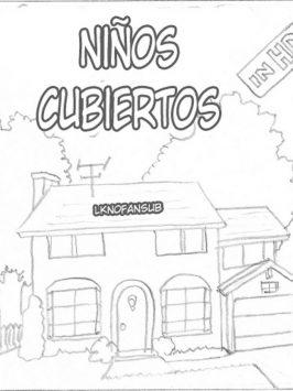 Simpsons Niños cubiertos