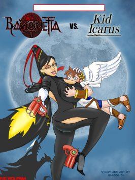 Bayonetta vs Kid Ikarus