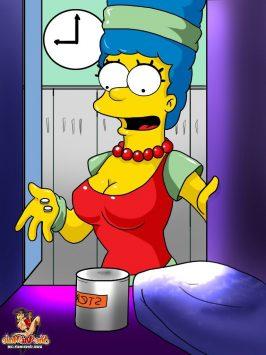 Futanari Marge