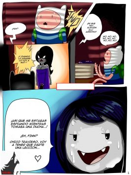 Putting a stake on Marceline