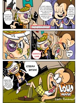 Luan's Punishment – Douggie-Douggie