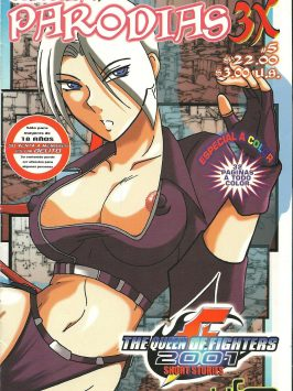 Queen of Fighters – Parodias 3X