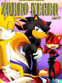 Zorro Negro – Mobius Unleashed