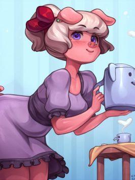 artista: cyancapsule (emelie and friends)