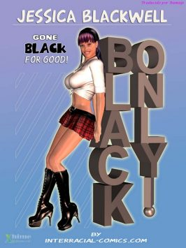 Jessica Blackwell Black Only