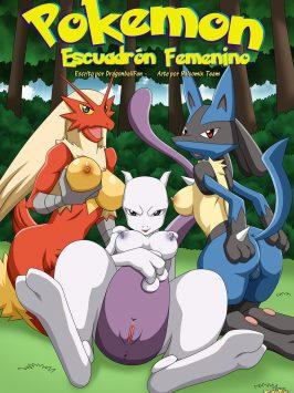 Pokémon Female Squad