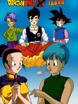 Dragon Ball Taboo