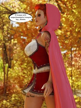 Red Riding Hood Part 2