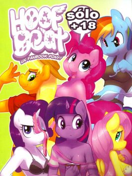 Hoof Beat A Pony Fanbook